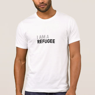 Refugee T-shirt, men's T-Shirt