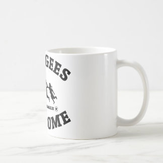 Refugees Welcome Coffee Mug