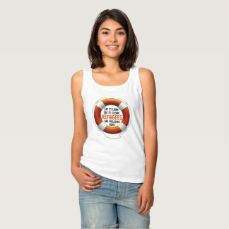 Refugees Welcome Women's Basic Tank Top