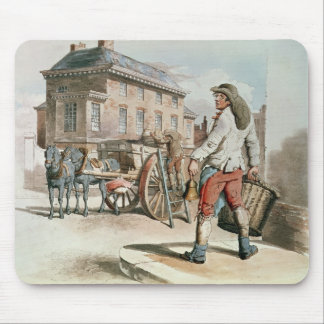 Refuse Collector Mouse Pad
