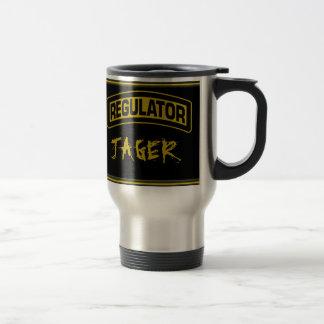REG_CupDesign_08, Jager Stainless Steel Travel Mug