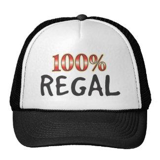 Regal 100 Percent Cap