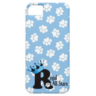 Regal All Stars iPhone Case Barely There iPhone 5 Case