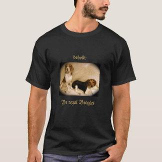 Regal Beagles T-Shirt