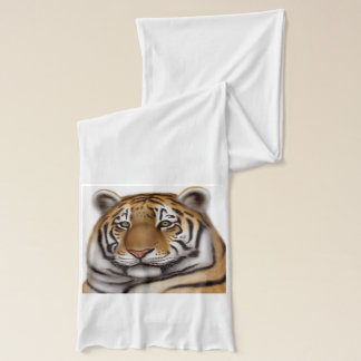 Regal Bengal Tiger Scarf