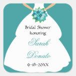 Regal Bridal Shower sticker