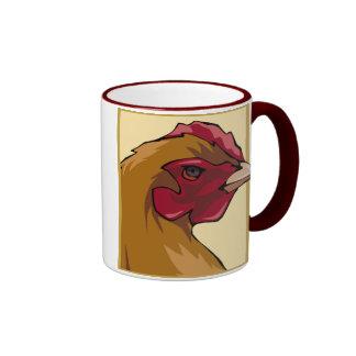 Regal Chicken Mug