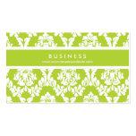 Regal Designer Business Cards (Green)