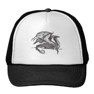 Regal Dragon Cap