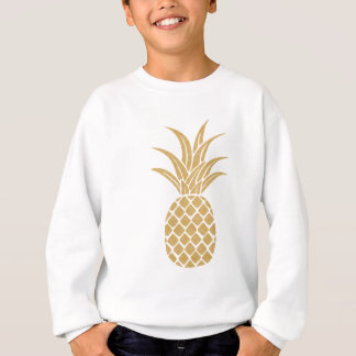 Regal Gold Pineapple Sweatshirt