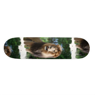Regal Lion Skateboard