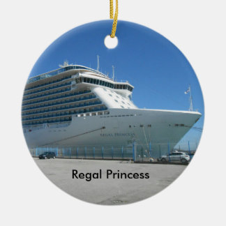 Regal Princess Christmas Tree Ornament