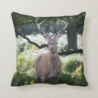 Regal Stag Designer Cushion