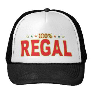 Regal Star Tag Cap