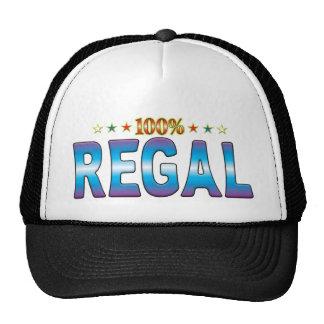 Regal Star Tag v2 Cap