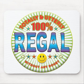 Regal Totally Mousepad
