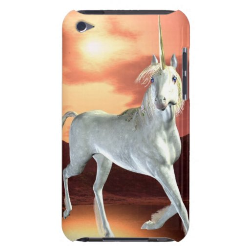 Regal Unicorn iTouch Case Case-Mate iPod Touch Case