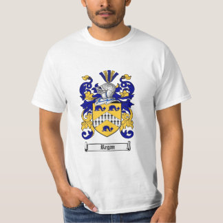 Regan Family Crest - Regan Coat of Arms T-Shirt