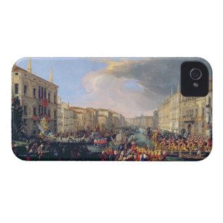 Regatta Held in Honour of Frederick VI of Denmark iPhone 4 Cases
