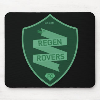 Regen Rovers Mouse Pad