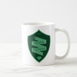 Regen Rovers White Mug