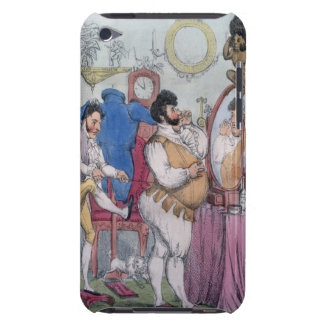 Regency a la Mode, 1812 (coloured etching) iPod Touch Case-Mate Case