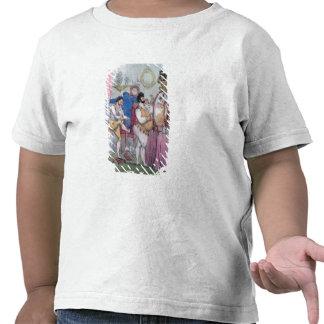 Regency a la Mode, 1812 (coloured etching) Tshirts