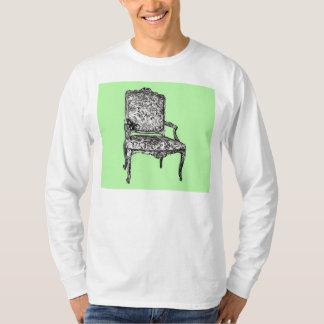 Regency chair in lime green T-Shirt