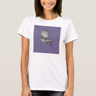 Regency chairs in lilac grey T-Shirt