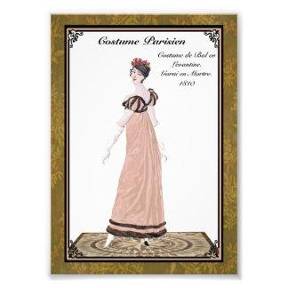 "Regency Fashion 1810 - 5""x7"" Photo Print"