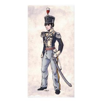 Regency Fashion - Gent #4 - Photocard w/Envelope Customized Photo Card