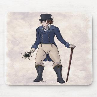 Regency Fashion - Gentleman 1 - Mousepad
