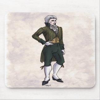Regency Fashion - Gentleman #3 - Mousepad