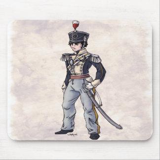 Regency Fashion - Gentleman #4 - Mousepad