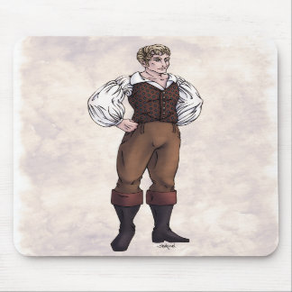 Regency Fashion - Gentleman 5 - Mousepad