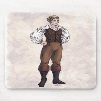 Regency Fashion - Gentleman #5 - Mousepad