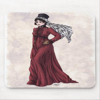 Regency Fashion - Lady #5 - Mousepad