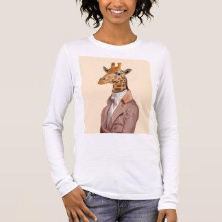 Regency Giraffe 2 Long Sleeve T-Shirt