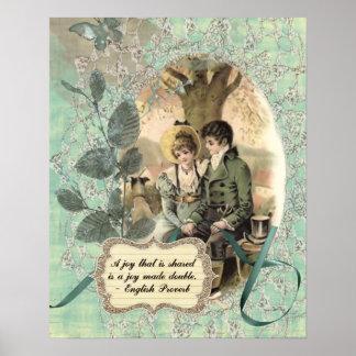 Regency Joy Poster