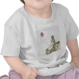 Regency lady  - Zombified! Tshirts