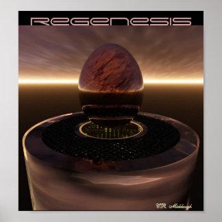 regenesis print