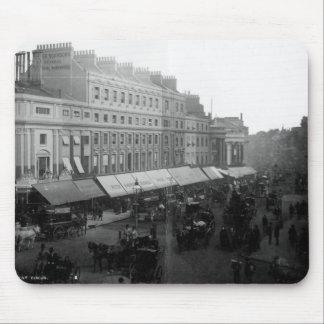 Regent Circus, London, c.1890 Mouse Mat