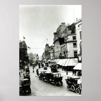 Regent Street, 1910s Poster