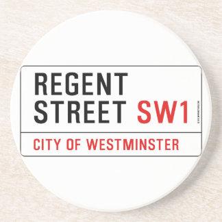Regent Street Coaster
