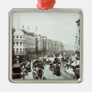 Regent Street, London c.1900 Christmas Ornament