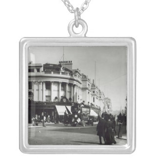 Regent Street, London, c.1900 Silver Plated Necklace