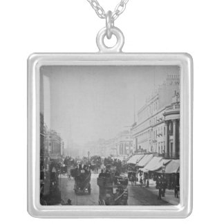 Regent Street, London Silver Plated Necklace