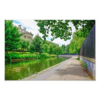 Regent's Park, London Print Photo Art