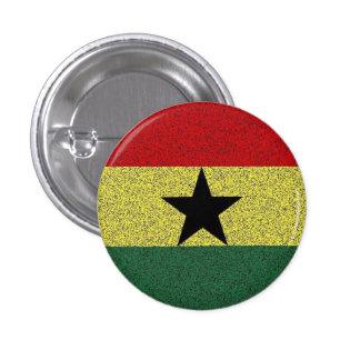 reggae 3 cm round badge