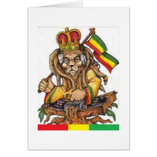 reggae card